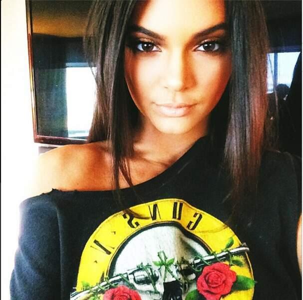 Et on termine par Kendall Jenner, absolument divine !