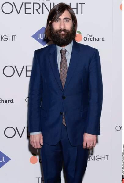 Jason Schwartzmann en 2015