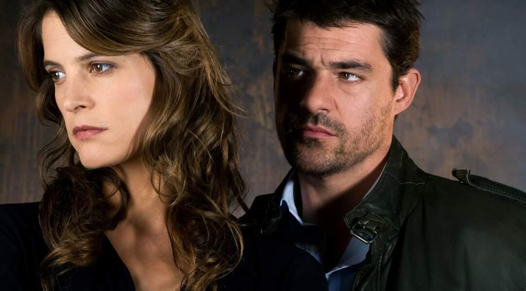 Il est le frère de Sandra Paoli (Hélène Fillières) à la tête d'un clan mafieux corse dans la série Mafiosa (2006).