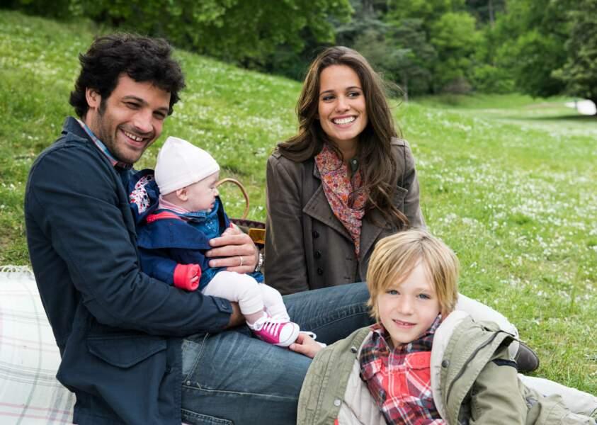 Mariée, mère de deux enfants, Clem ressemble un peu plus à Lucie Lucas désormais