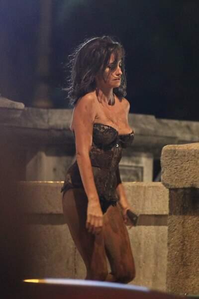 Attention, voilà... Penelope Cruz ! Elle sera prochainement à l'affiche de Zoolander 2. Caliente !