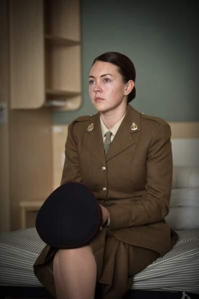 Lacey Turner est parfaite dans la série Molly, une femme au combat