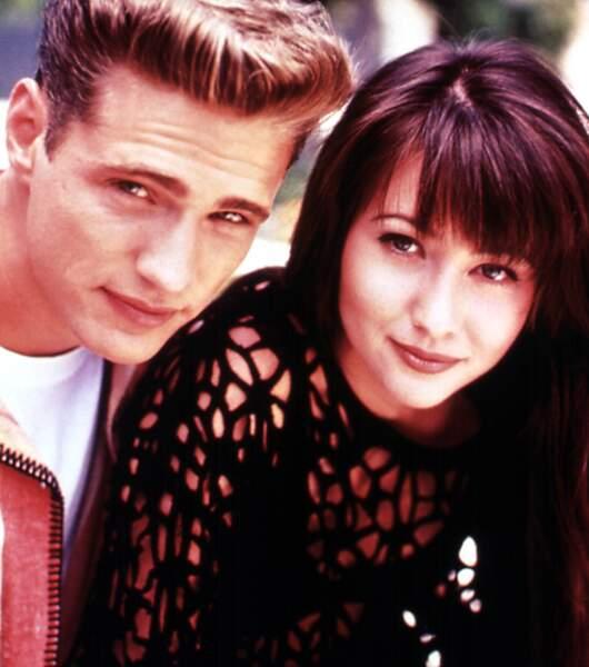 Shannen Doherty a quitté Beverly Hills 90210 et Charmed parce qu'elle ne supportait pas ses collègues...