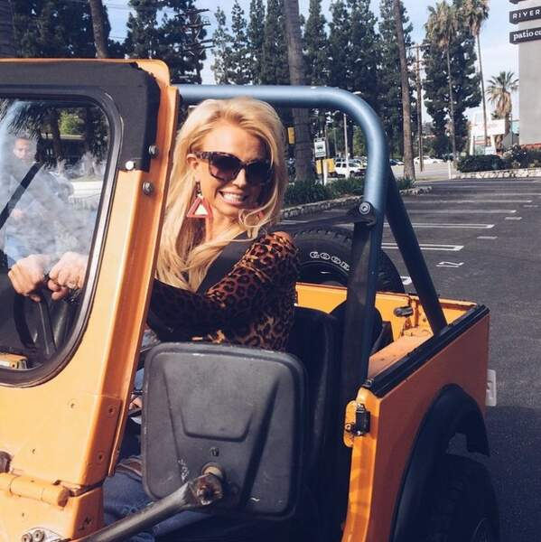 Britney Spears a enfin tourné son prochain clip ! Voici un petit aperçu de son look. Vous aimez ?