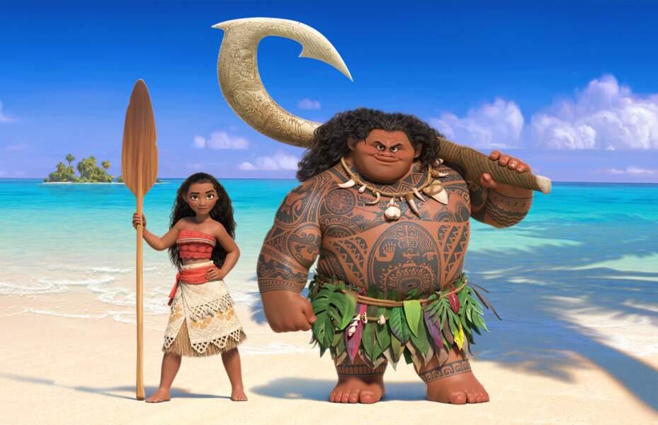 Vaiana, la légende du bout du monde, nouvelle production Disney (30/11)