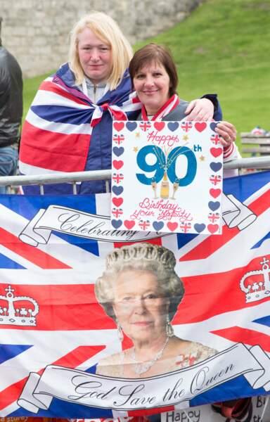 Mesdames, elle a quel âge déjà Elisabeth II, please ?