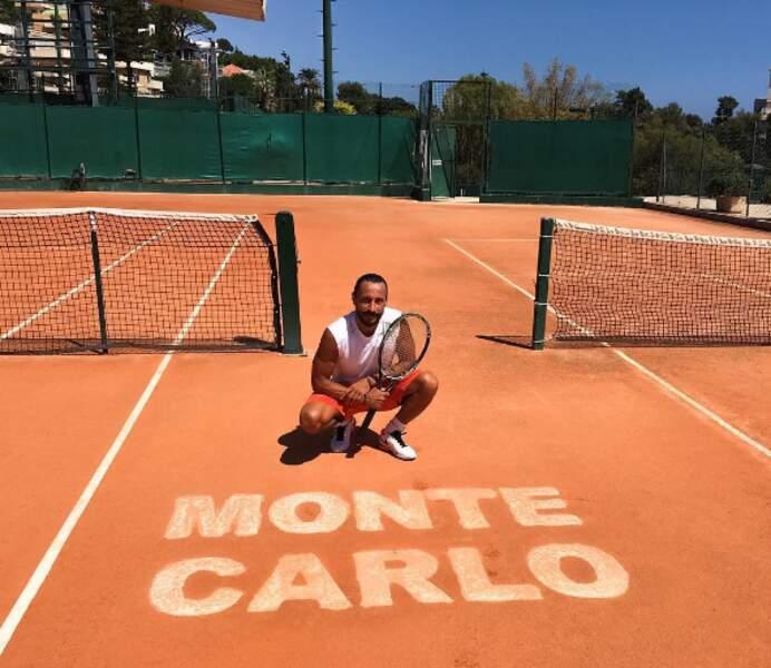 Et à Monte-Carlo pour le DJ Bob Sinclar.