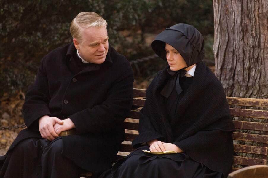 Philip Seymour Hoffman et Amy Adams dans Doute (2008)