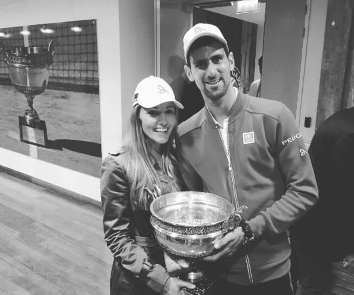 La Coupe des Mousquetaires, un trophée nommé désir devenu réalité pour Djokovic