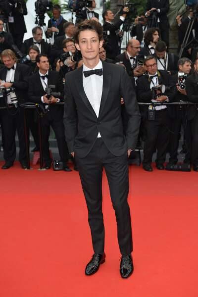 Pierre Niney qui incarnera prochainement Yves Saint Laurent pour Jalil Lespert