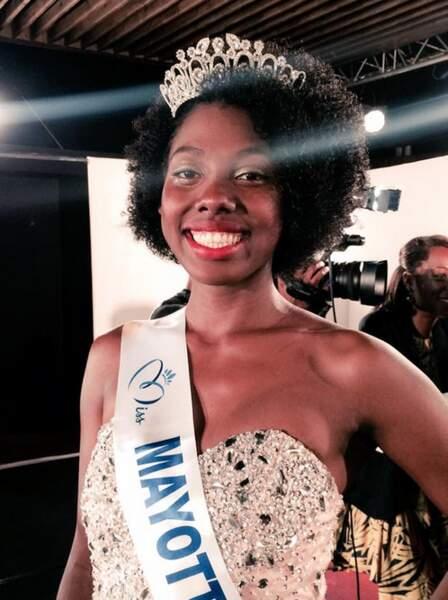 Ramatou Radjabo portera les espoirs de Mayotte cette année