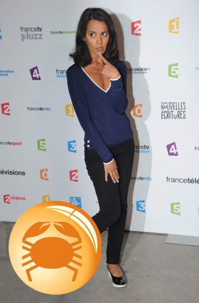 Cancer (22 juin - 22 juillet) comme... Sophia Aram (France 2)