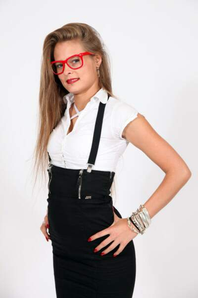 Corina, fashion geekette