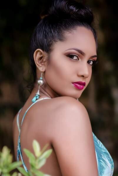 Angella Dalsou, Miss Sainte-Lucie