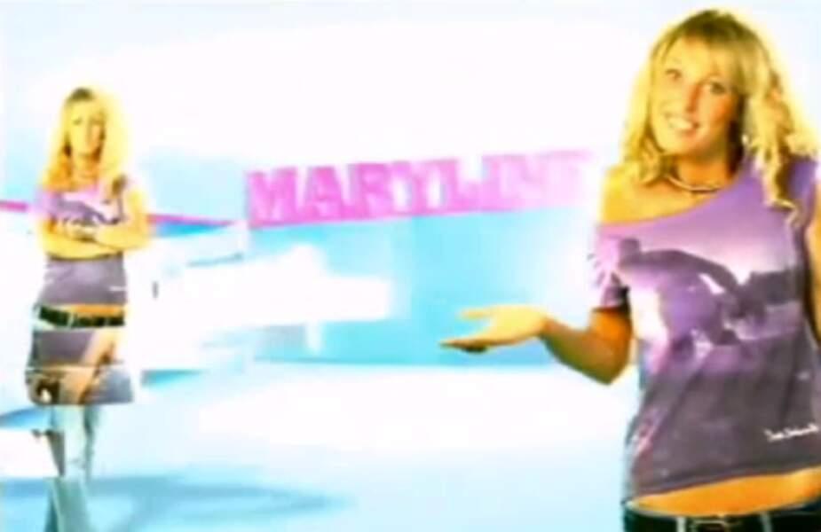 """Maryline (Saison 1). Son secret : """"Je suis naturiste"""""""