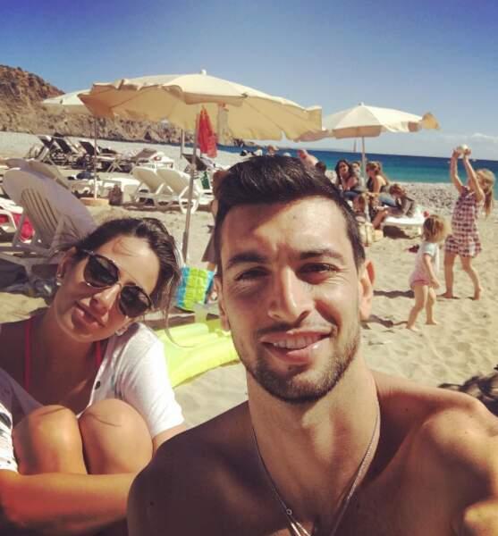 Pour Pastore, c'est l'amour à la plage (ahou tcha tcha tcha)