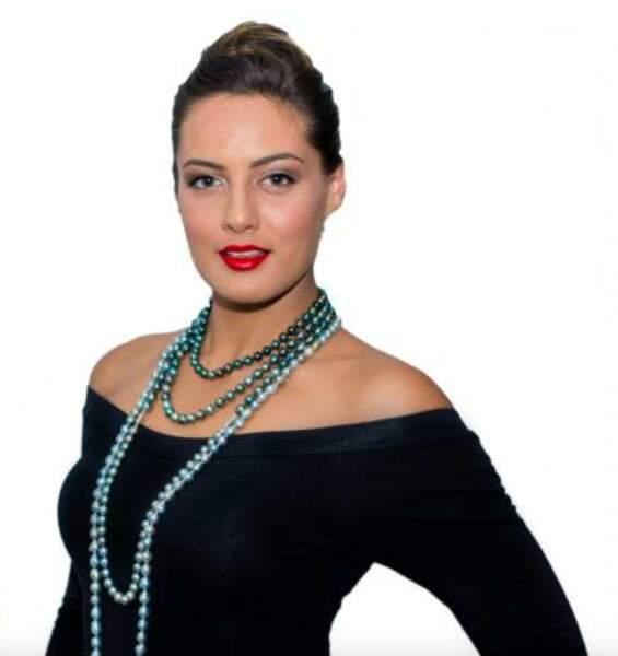 Miss Îles Cook, Natalia SHORT