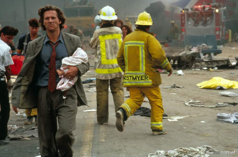 Etat second (1993), Jeff Bridges se croit invulnérable après avoir survécu à un crash