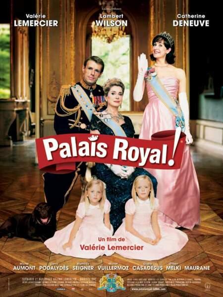 Palais Royal, comédie de Valérie Lemercier (2005).