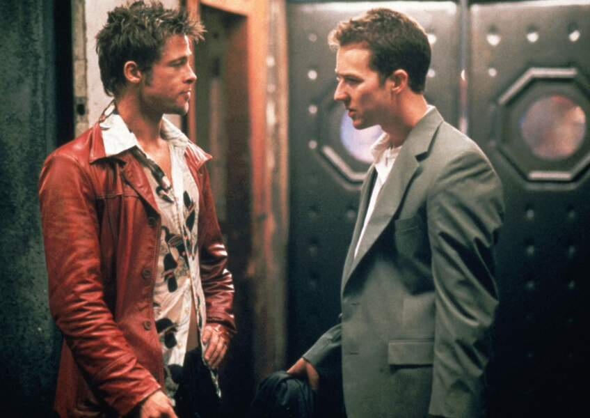 40- Fight Club (1999) de David Fincher
