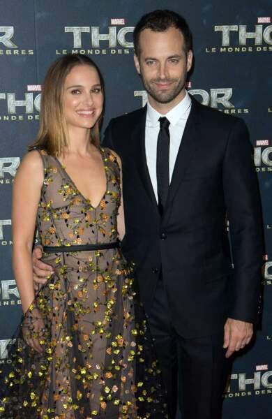 Natalie Portman et son mari Benjamin Millepied sont tombés amoureux pendant le tournage de Black Swan