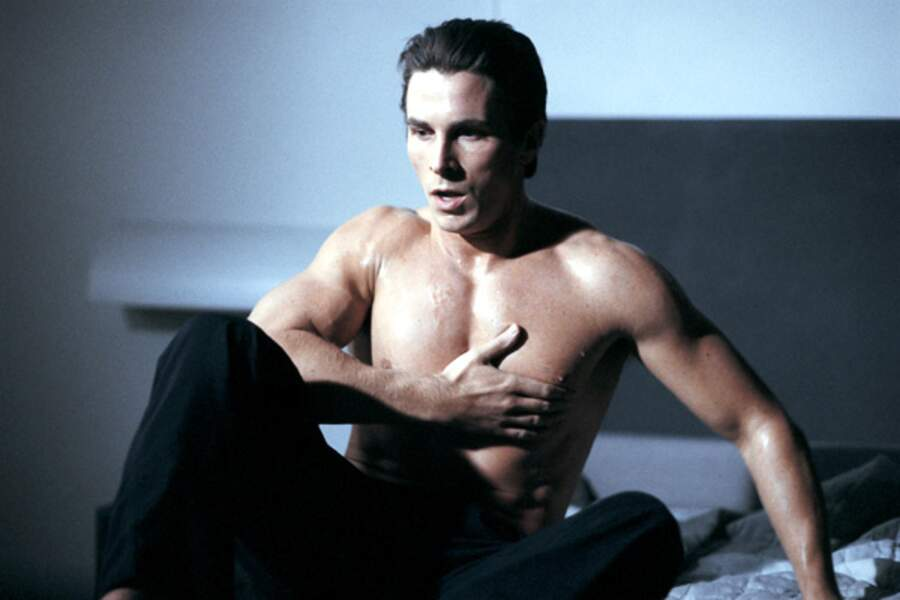 L'acteur, tous muscles dehors dans Equilibrium (2002)