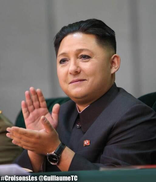 Ce #CroisonsLes de Marine Le Pen et Kim Jong Un a récolté 5.014 retweets et 4.269 likes