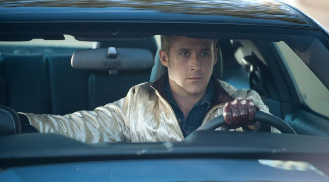 Magnétique, à bord de sa Chevy Malibu 1973, dans Drive (2011) où il incarne un as du volant solitaire et taciturne.