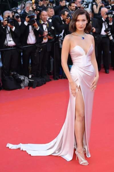 Cette année les top models ont fait vibré le festival de Cannes 2017
