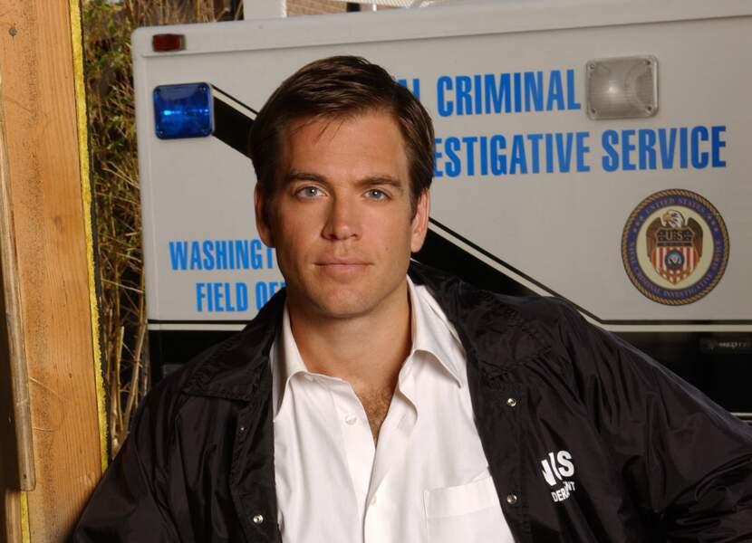 Michael Weatherly incarnait Anthony DiNozzo dans NCIS : Enquêtes spéciales