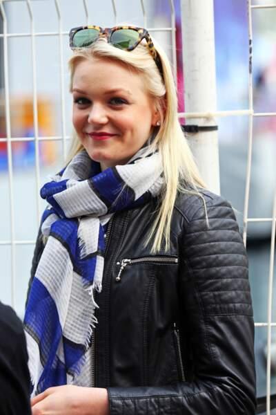 Tiens, voilà la nageuse finlandaise Emilia Pikkarainen !