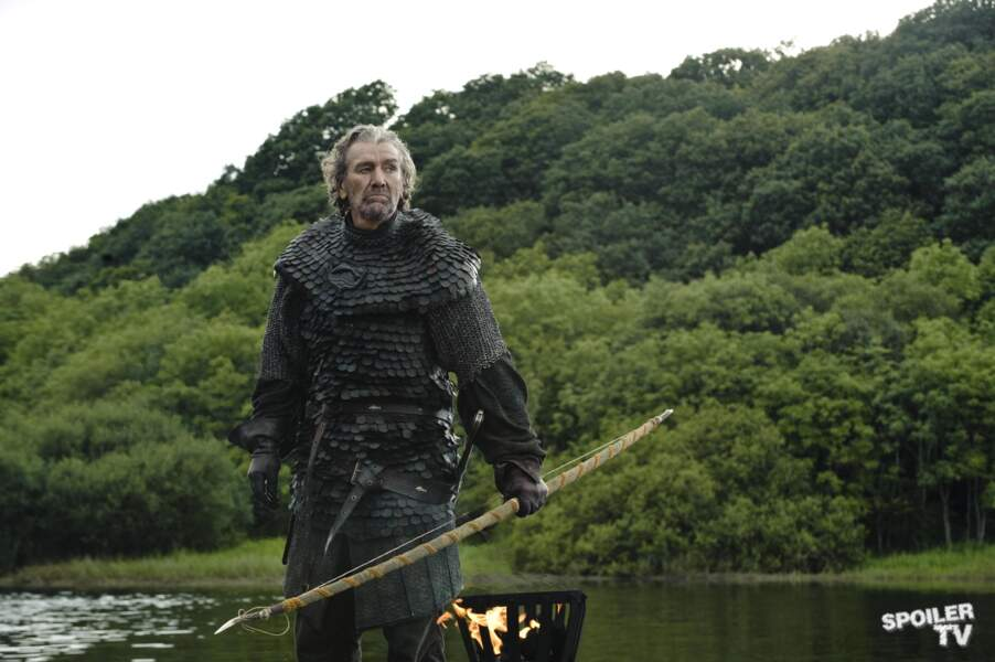 Clive Russell (Sir Brynden Tully)