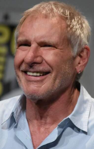 Harrison Ford (13 juillet 1942)