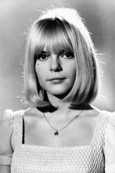 """En 1965, France Gall fait un triomphe avec """"Poupée de cire, poupée de son"""""""