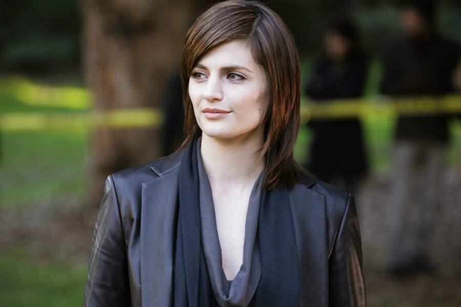 Avant l'annulation de Castle, Stana Katic avait été virée de la série