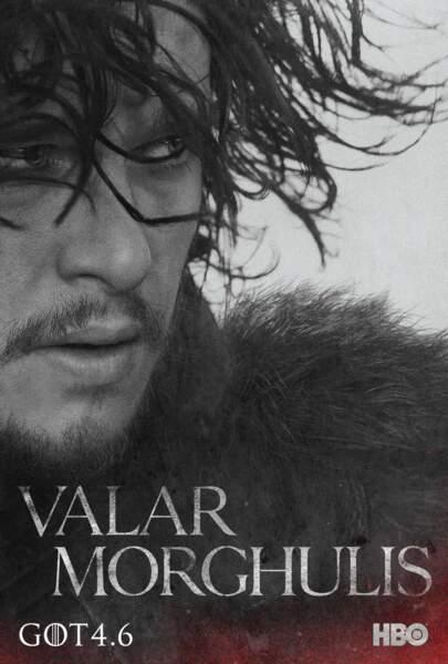 Kit Harington (Pompei) est lui Jon Snow, fils bâtard d'Eddard Stark