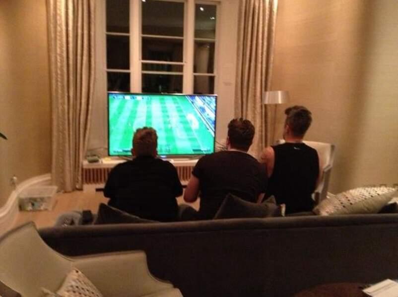 Robbie Williams toujours accro aux jeux vidéo...