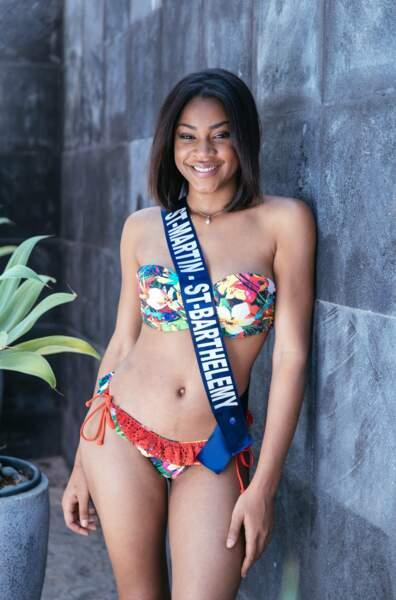 Miss Saint-Martin Saint-Barthélémy, Anaelle Hyppolite