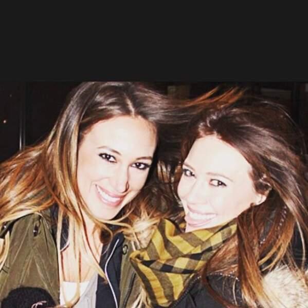 On ne présente plus les soeurs Duff, Haylie et Hilary, qui ressemblent presque à des jumelles !