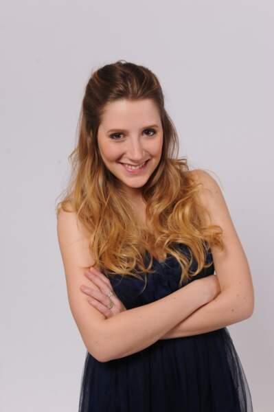 Adelaïde, 20 ans, finaliste de Nouvelle Star