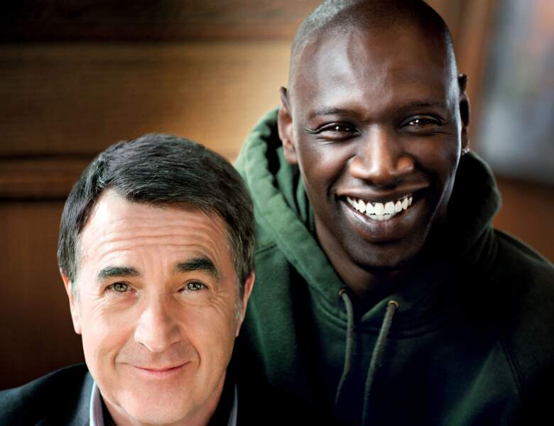 Omar Sy (Intouchables)