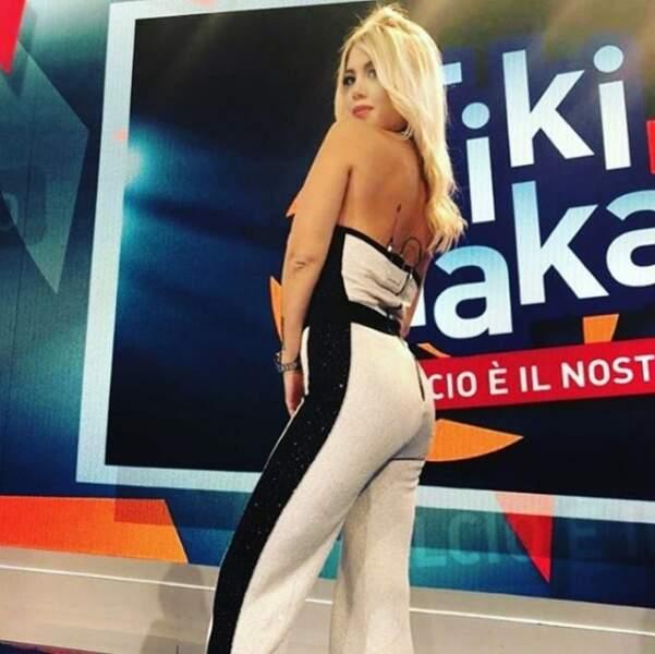 Depuis 2018, elle est consultante dans l'émission de football la plus populaire d'Italie