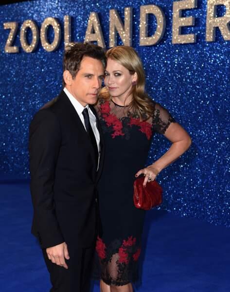 Mari et femme... dans Zoolander ;)
