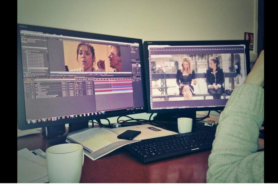 Montage, montaaaagggge....