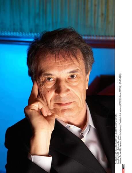Bertrand De Labbey reste son agent après leur rupture
