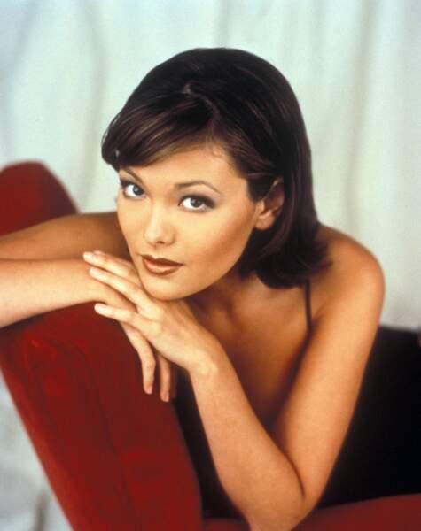 Lindsay Price, alias Janet Sosna dans Beverly Hills