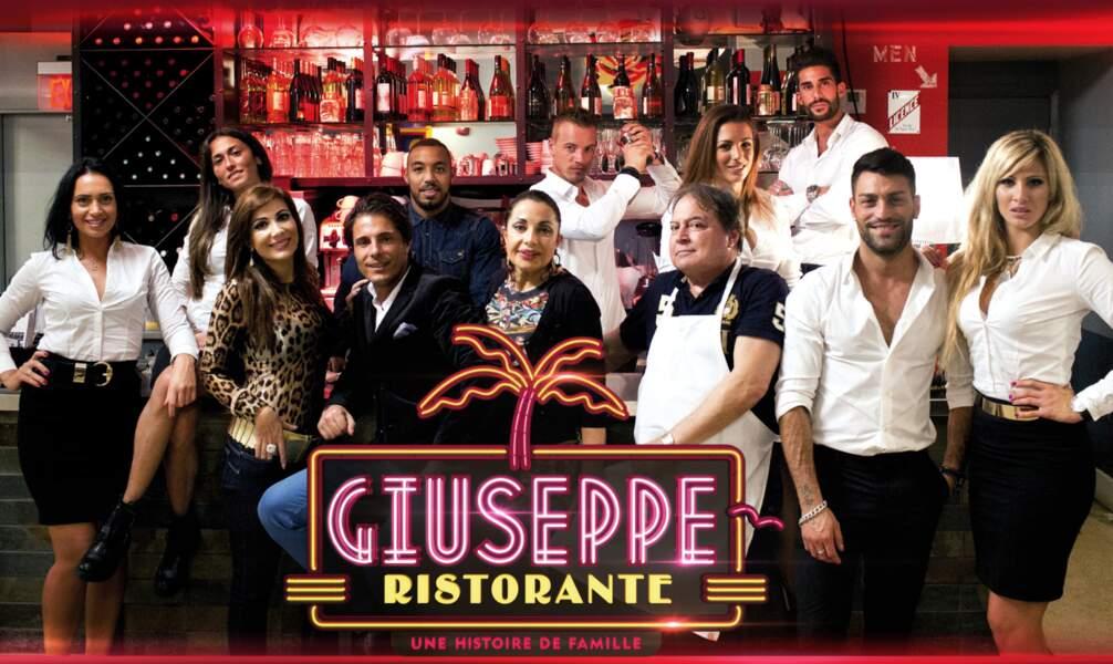Giuseppe Ristorante, la nouvelle télé-réalité de NRJ12 arrive le 3 février