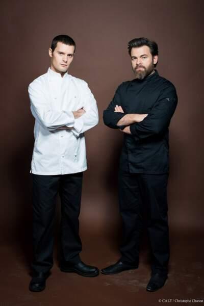 Hugo Becker a tenu des rôles principaux dans des séries françaises telles que Chefs, Au service de la France, Baron noir ou encore Osmosis sur Netflix