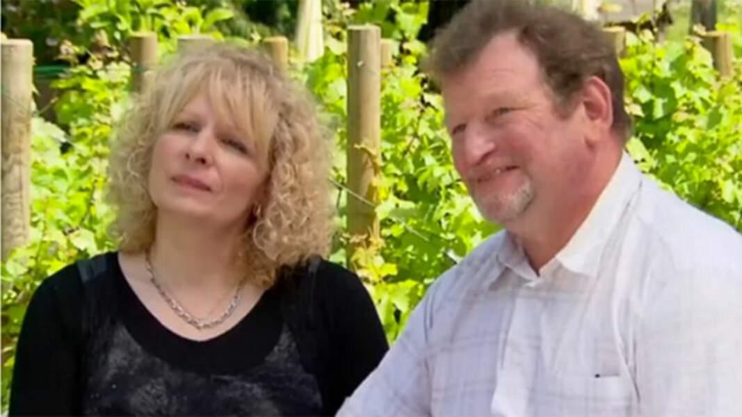 François, éleveur et céréalier en Franche-Comté de la saison 9, avait trouvé l'amour auprès de Marie-Line