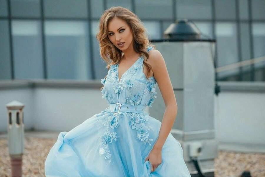 Miss Serbie : Ivana Trisic
